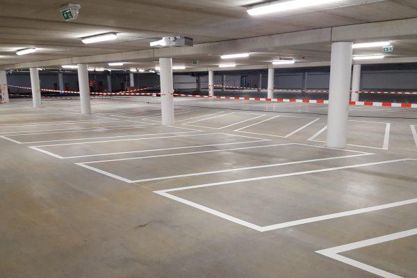 Parkeerplaatsen & -Garages1