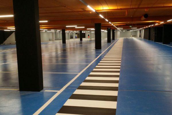 Parkeerplaatsen & -Garages7